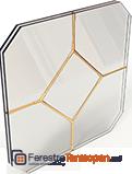 Окна с декоративным переплетом Ferestre Termopan MD PRETURI - Usi Ferestre PVC Geamuri Termopane Moldova | Ferestre Salamander Chisinau| Ferestre PVC - Ferestre Steclopachet. 14