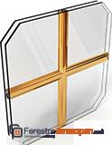 Окна с декоративным переплетом Ferestre Termopan MD PRETURI - Usi Ferestre PVC Geamuri Termopane Moldova | Ferestre Salamander Chisinau| Ferestre PVC - Ferestre Steclopachet. 17