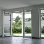Раздвижные конструкции, порталы Изделия из ПВХ  Раздвижные двери и окна Раздвижные двери