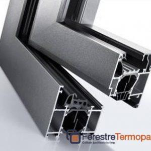 Двери из алюминия 10