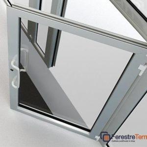 Двери из алюминия 17