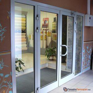 Двери из алюминия 5