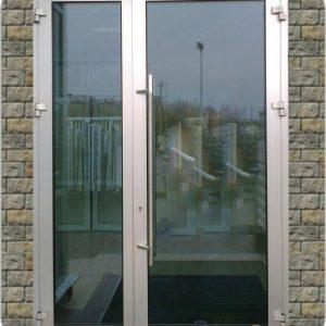 Двери из алюминия 7