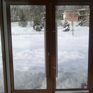 Двери из алюминия 8