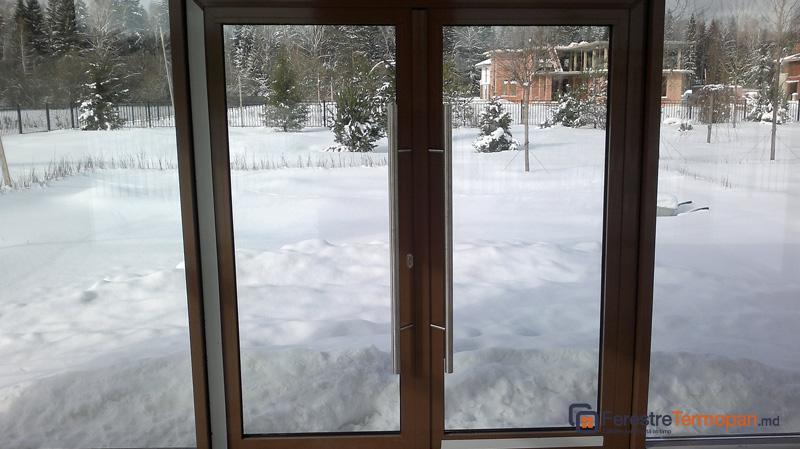 наружные металлические двери из холодного профиля