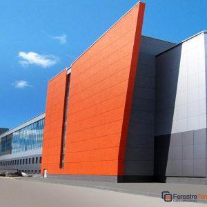 Фасады из алюминия 20