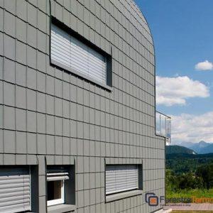 Фасады из алюминия 3