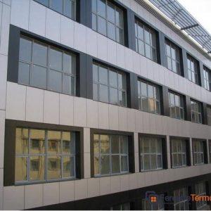 Фасады из алюминия 5