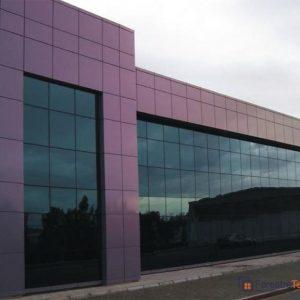 Фасады из алюминия 6