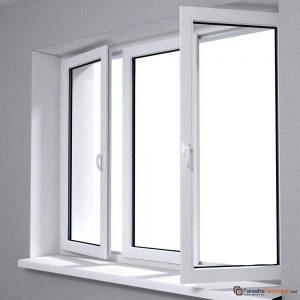 Окна ПВХ 12