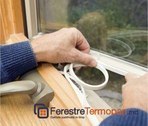 Cu ce să izolați ferestrele în timpul iernei? Ferestre Ferestre Întrebări Noutăți Sfaturi Uncategorized