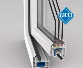 Profil de ferestre VEKA în Moldova